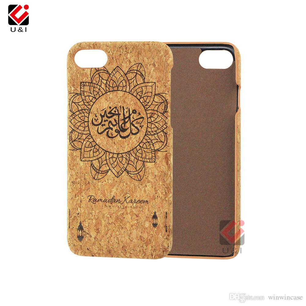 cover iphone 6 legno mandala
