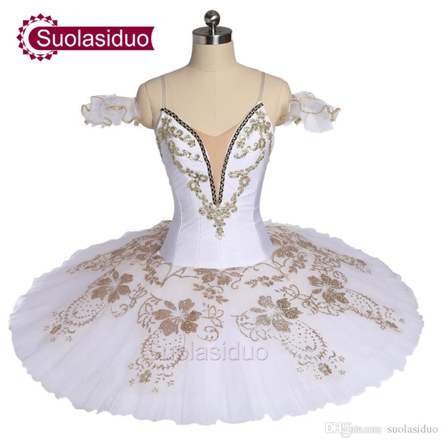 Dorosły Biały Profesja Balet Tutu Black Swan Perfromancja Stage Nosić Kobiety Balet Taniec Kostiumy Kostiumy Dziewczyny Balet Spódnica Apperal