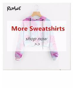 romwe-ROMWE Water Color Crop Hoodie_0