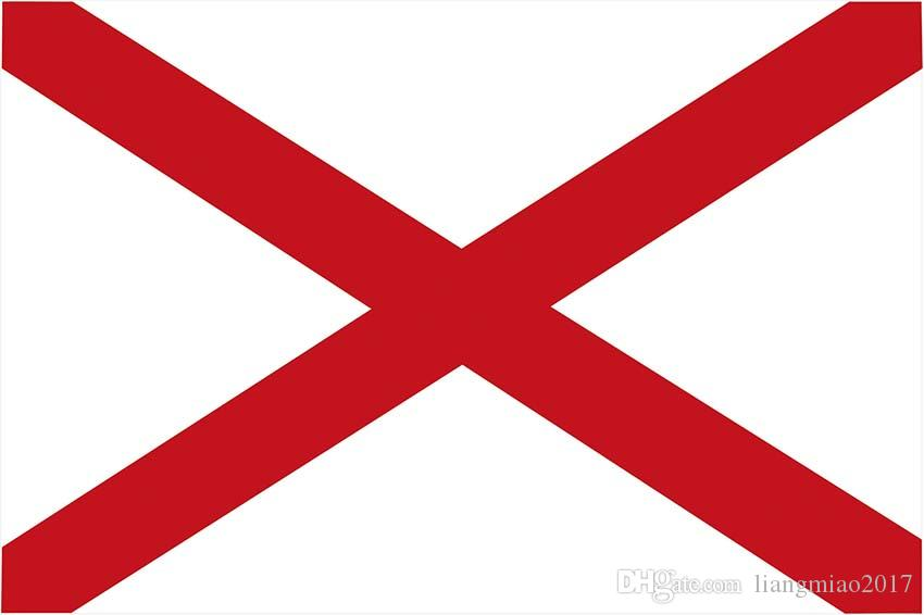 NEW 3x5 ft ALABAMA STATE OF FLAG BANNER better quality usa seller