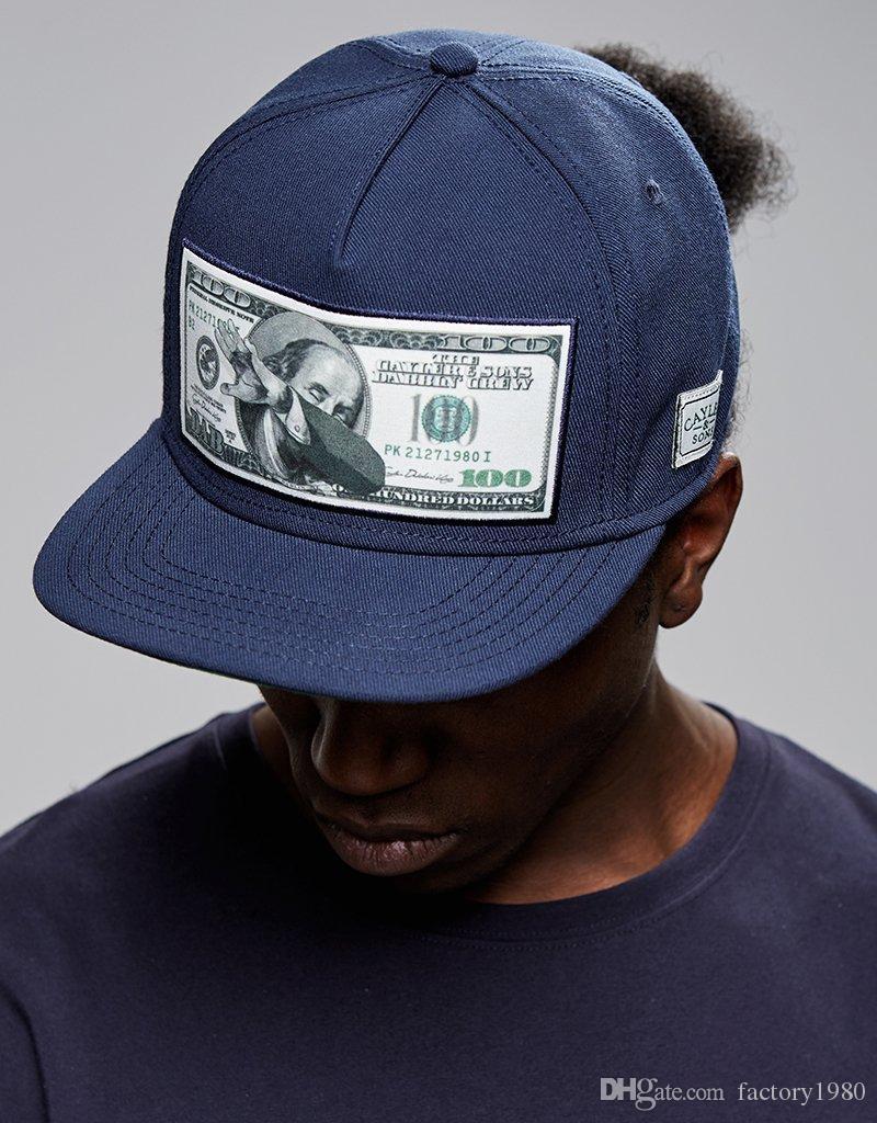 livraison gratuite de haute qualité chapeau classique de la mode hip hop marque pas cher homme femme snapbacks marine WL vert DAB-BEN CAP