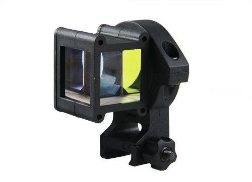 전술 ANGLESIGHT 적절한 표준 Picatinny 레일 20mm 라이플 범위 앵글 시력