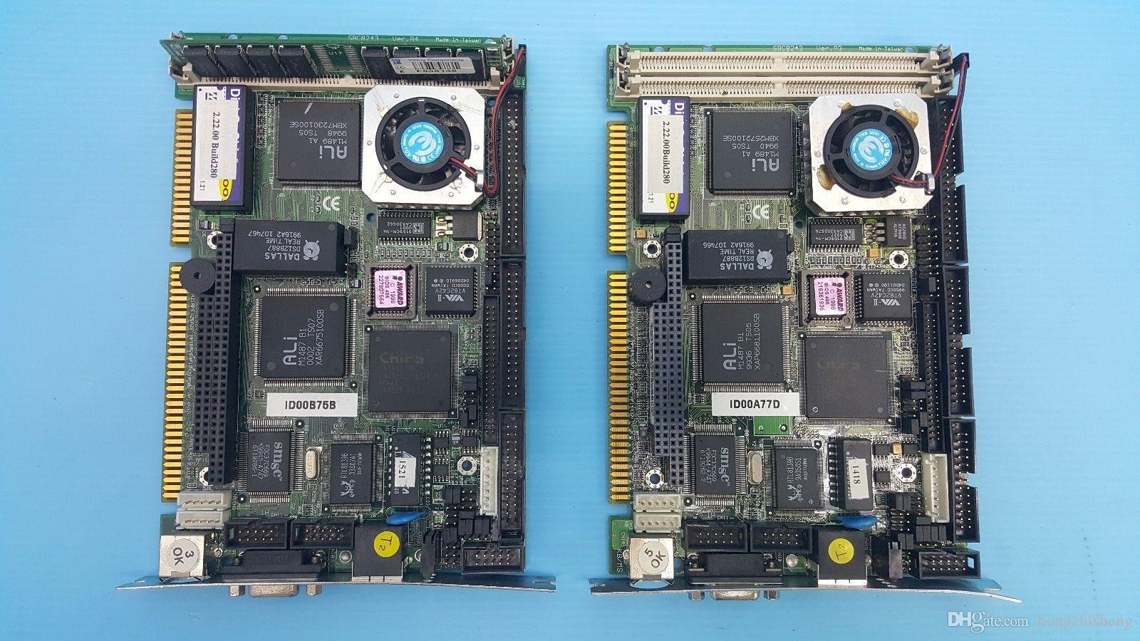 SBC8243 REV.A5 Spark Machine Cutting Long Card Промышленная материнская плата 100% проверено отличное качество