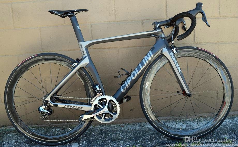 Sliver Cipollini NK1K Carbon Road Complete Full Bike With 5800/Ultegra R8000 Groupset carbon Road wheelset