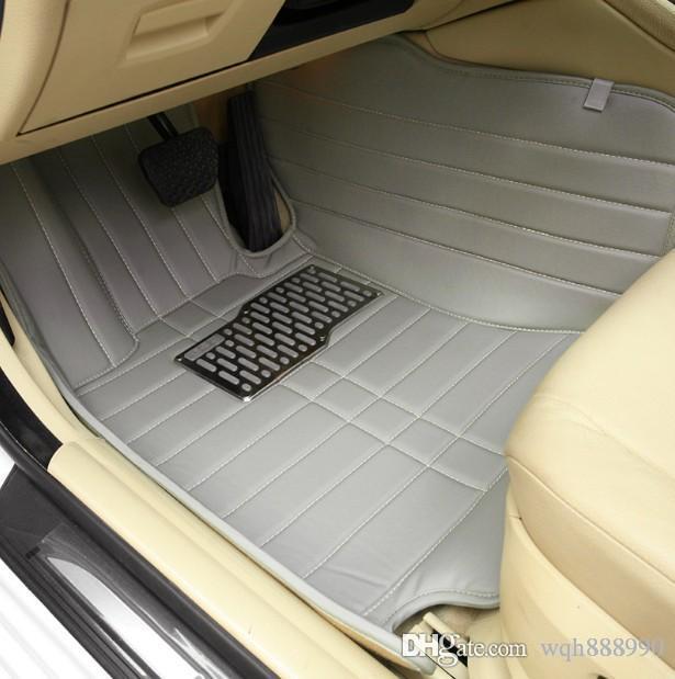 فرشات أرضية خاصة لسيارة Suzuki Jimny Swift SX4 S-cross leather في جميع الأحوال الجوية