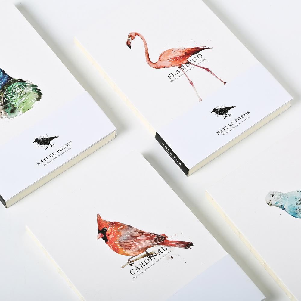 Nouveau Mignon Sketchbook Dessin Peinture Croquis livre École Notebook 80 Feuilles 100G papier Bureau fournitures scolaires Cadeau