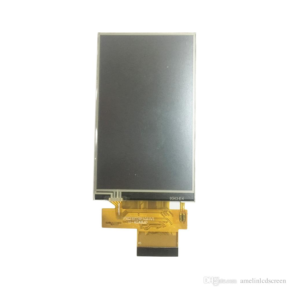 4 inch 480*800 resolution RTP touch panel IPS TFT LCD Module screen with RGB Interface display