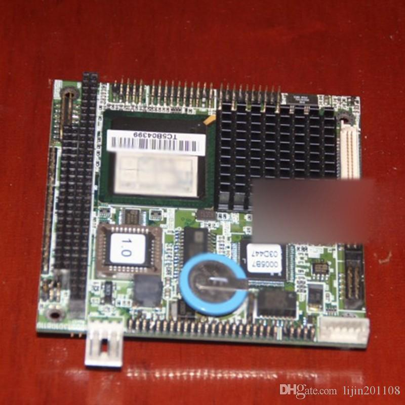 EmCORE-n513 Rev: 1.0 PC104 mainboard industrial CPU Card testado trabalhando