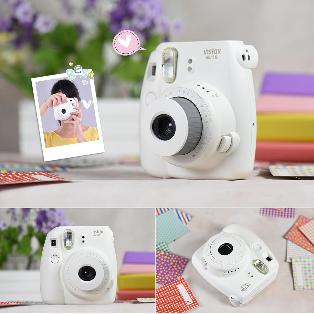 2019 Instax Mini 8 Film Camera Photo Instant Camera Pop Up Lens Auto  Metering Mini Camera Christmas Gifts From Angelrabbit2018, $86 33 |  DHgate Com
