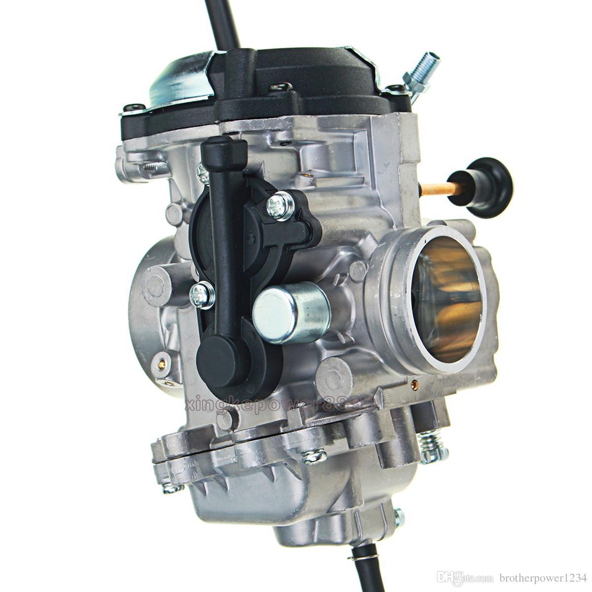 Ifjf Carburateur pour Yamaha Bear tracker 250/Yfm250/ATV 1999 2004/Carb