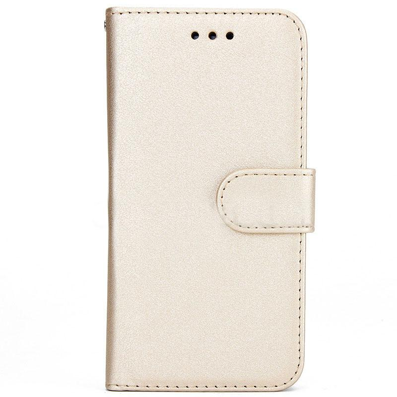 good Premium Magnetic Wallet Leather Case Detachable Removable Lambskin Design Phone Cover For iPhone X 8 7 6 plus Samsung S9 S8 A8 SCA441