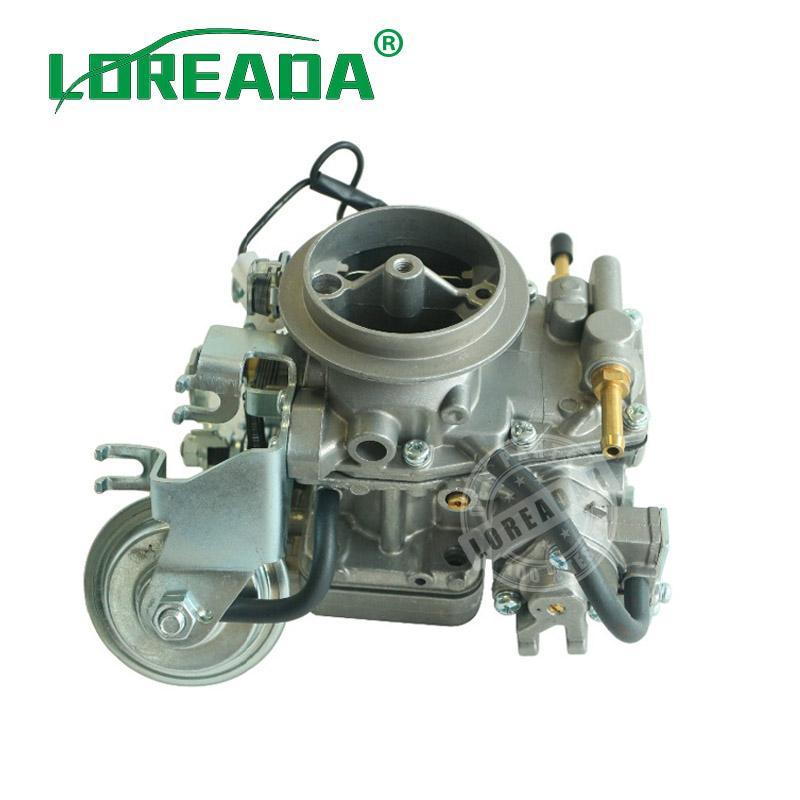 SUZUKI ALTO 13200-84312 1320084312 Motoru için LOREADA CARBURETOR KOMPLE