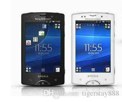 فتح الهاتف الذكي الأصلي المجدد Sony Ericsson Xperia Mini ST15i ST15 3G GSM WIFI GPS 5MP Android