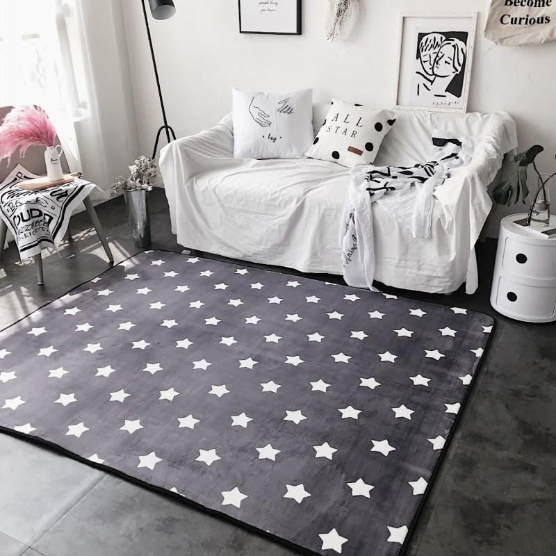 Wonderful Bedside Rug Sofa Floor Mat Sofa Floor Carpet 800MMx1850MM Long Rug for Kids Small and Carpet for Children Baby Pad