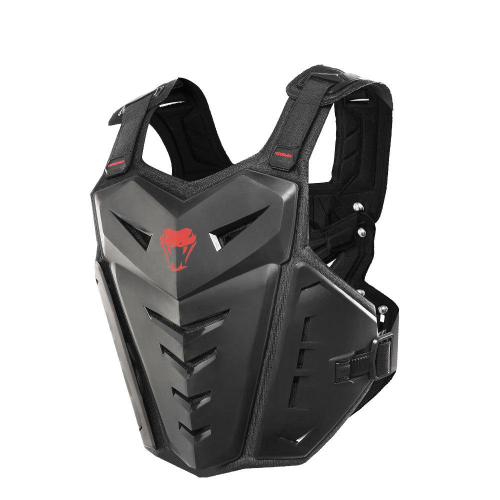 HEROBIKER Motorcycle Armor Motocross Jacket Body Armour Motorbike Back Chest Protector Gear Vest Skiing Racing Protection Guard