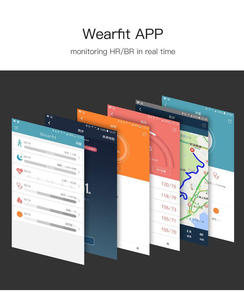 Smart Fitness Tracker Watch (18)