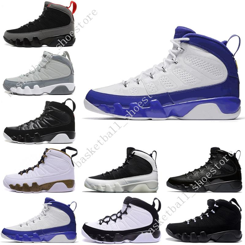 2018 high quality 9 IX Basketball Shoes mans Sport Shoes Barons The Spirit doernbecher cool grey Basketball Shoes for men size Eur 40-47
