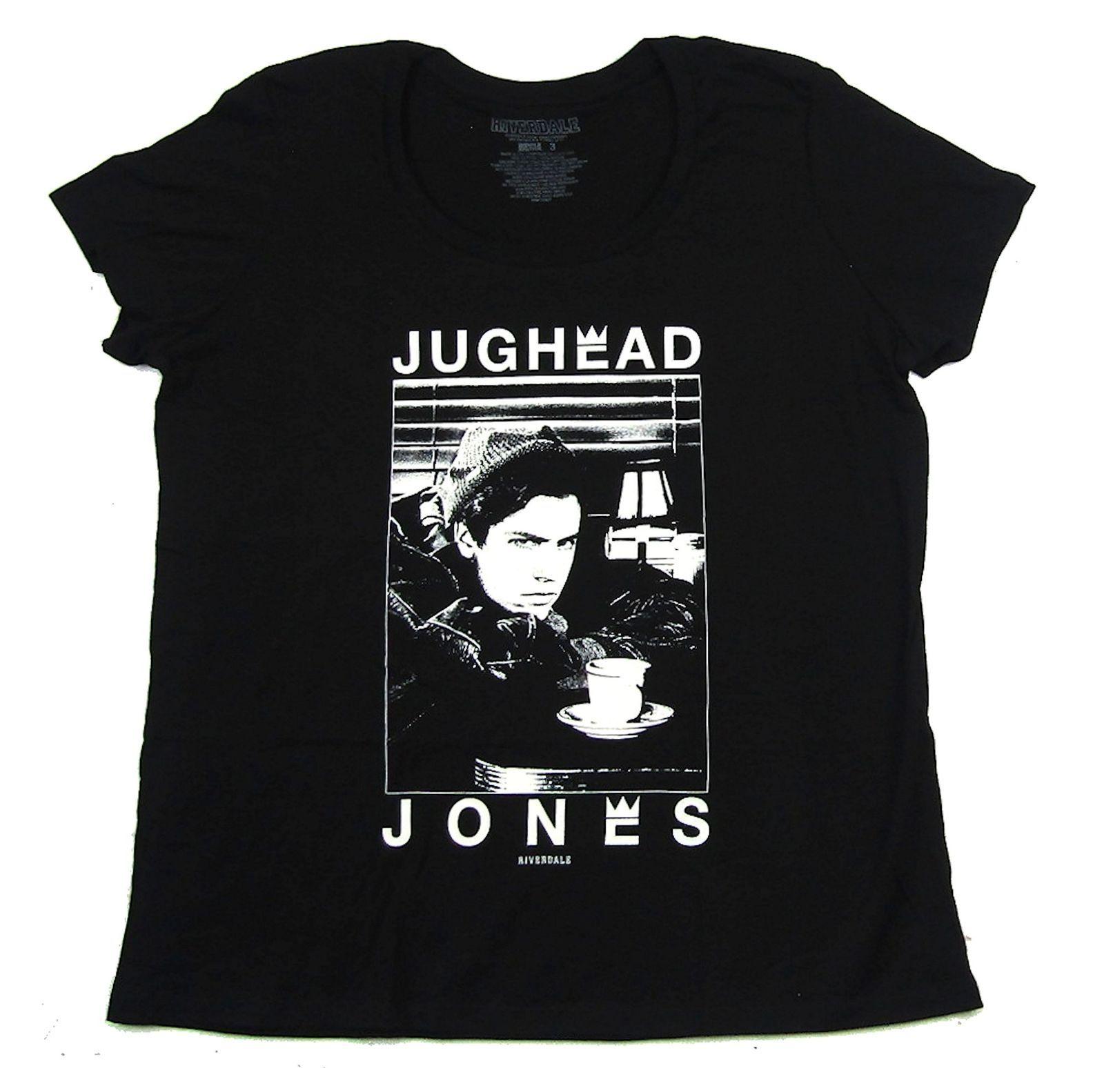 Riverdale Jughead T-Shirt Black