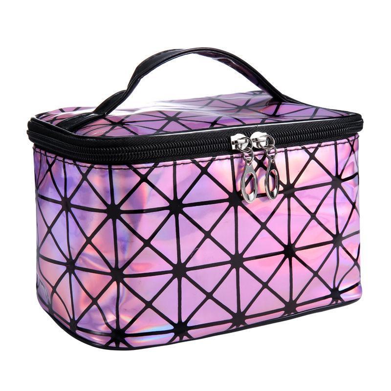 Makeup Organizer Storage Boxes PU Leather Make Up Organizer Cosmetic Cosmetic Storage Drawers Organiser