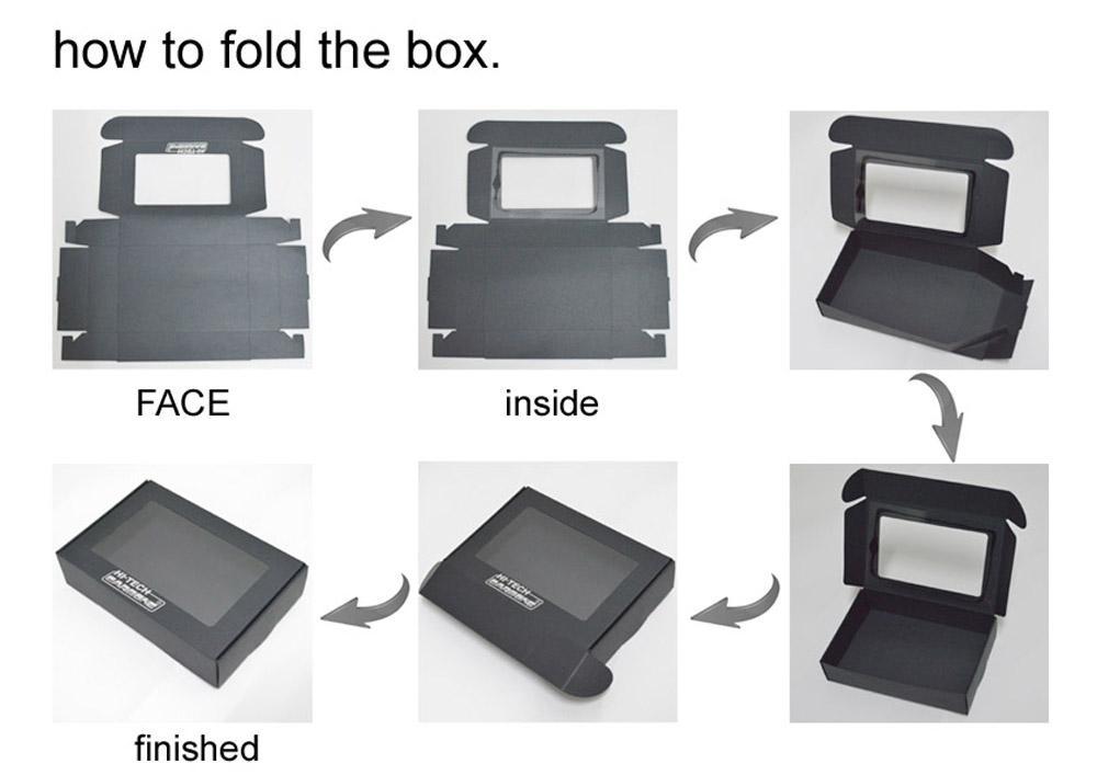 fold box -