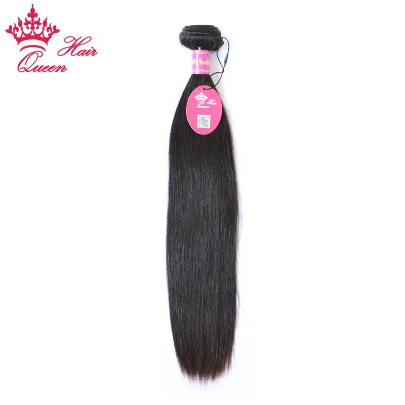 ブラジルの100%未処理の処女の人間の毛髪の伸びのまっすぐな髪の束12  -  28 DHL速い船積み工場価格クイーンProducts