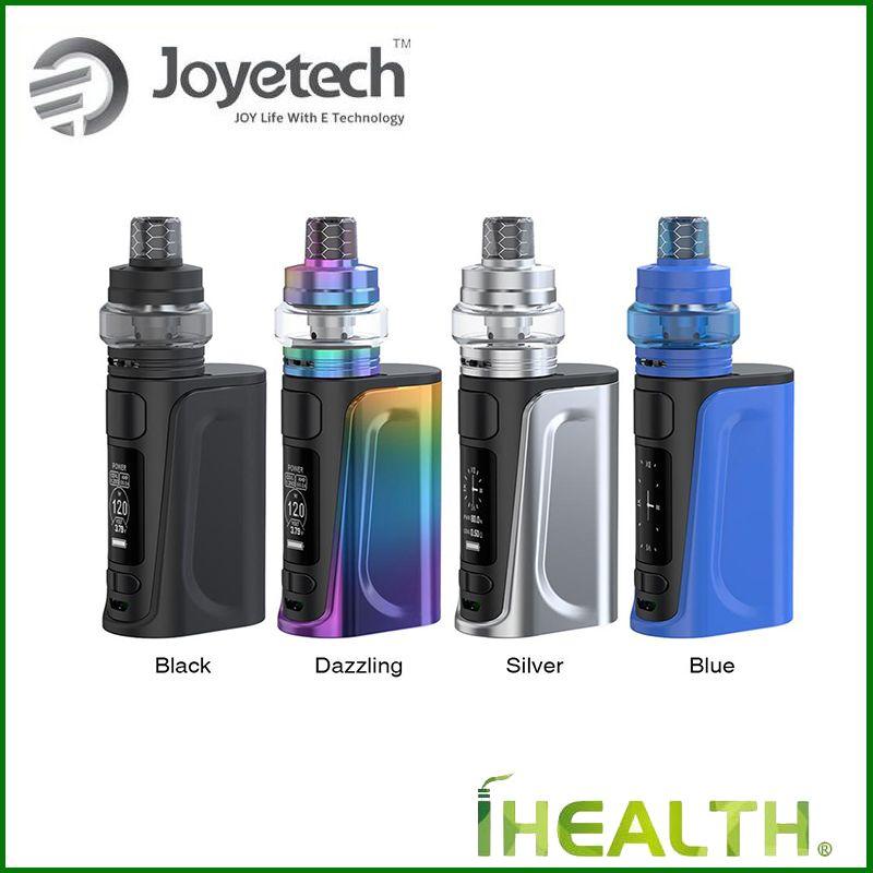 100% auténtico Joyetech eVic Primo de 80 vatios con el kit de inicio Exceed Air Plus 2800mAh Batería de entrada Intuitiva OLED de 0.96 pulgadas