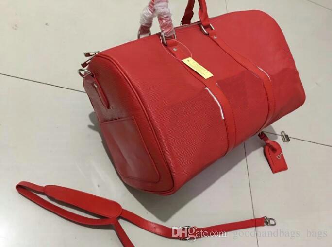 2014New Mode Hommes Femmes Sac de voyage Sac Duffle Sac, sacs à main à bagages Sac de sport de grande capacité 45cm # 65766