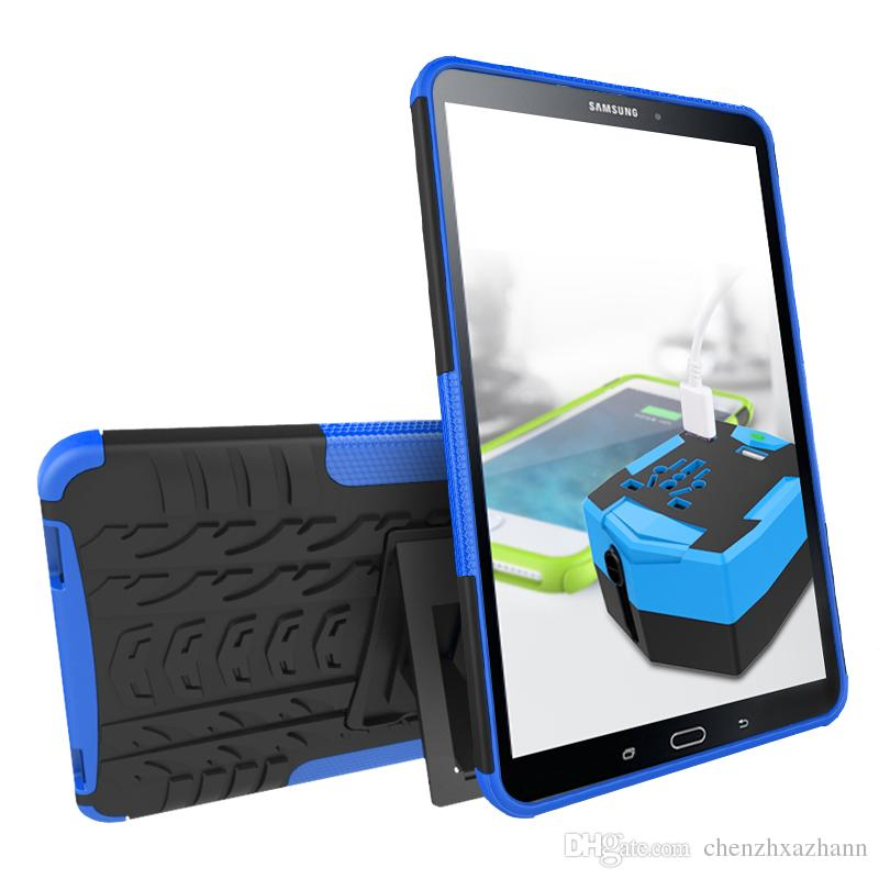 a few days away shopping hot sales Tire Silicon Cover For Samsung Galaxy Tab A A6 10.1 Inch 2016 Case T580  T585 T580N T585N SM T580 SM T585 Funda Coque+Pen Bags Tablet Case And  Keyboard ...