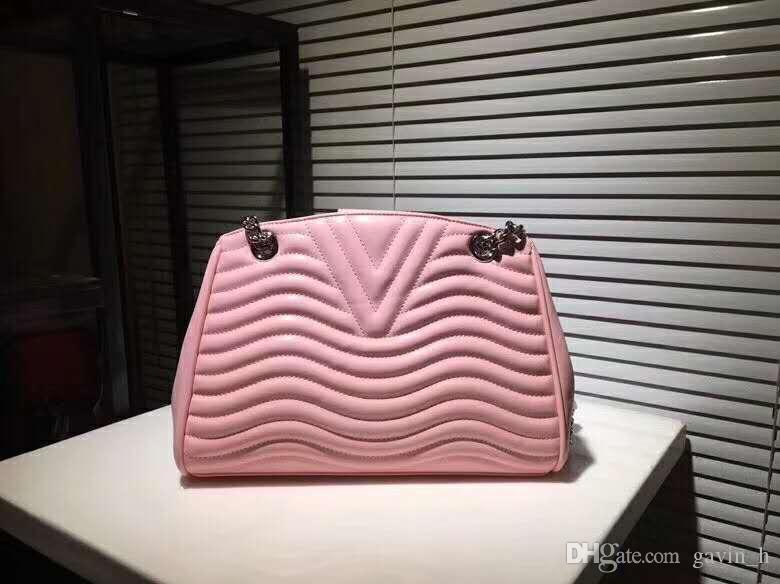 Borsetta che vende esplosione di lusso bowhide bowbag designer donne spalla best ricamato moda marca borsa in pelle forma cucitura sacchetto di cucitura HPCS