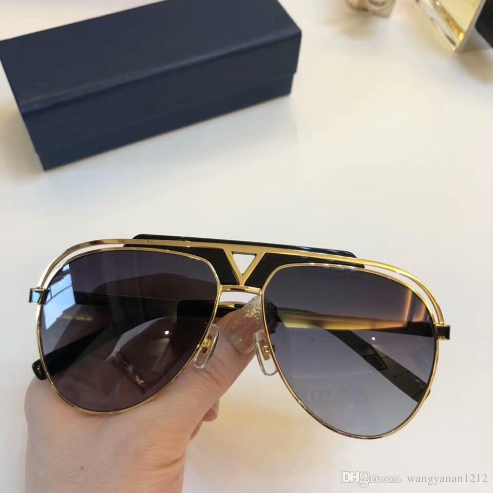 Dernières vente mode populaire 1030 hommes de les hommes des femmes des lunettes de soleil Lunettes de soleil lunettes de soleil de qualité supérieure UV400 lentille avec la boîte