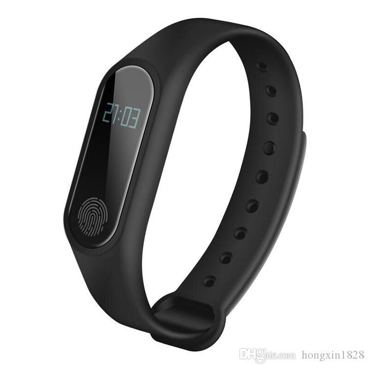 М2 фитнес-трекер смотреть группа монитор сердечного ритма водонепроницаемый активности трекер смарт-браслет шагомер вызова напомнить здоровья браслет с OLED