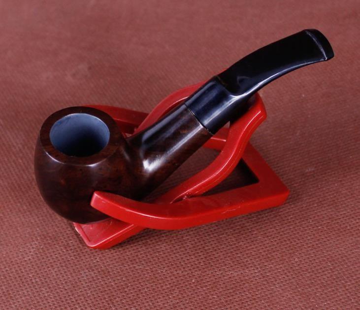 Мини Эбони негр небольшой сигареты гибочный молоток может удалить сердечник фильтра и нести пальмовую трубу.