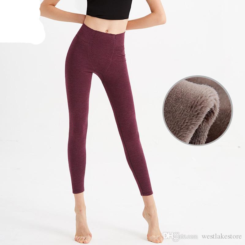 Термобелье женщины зима теплая вискоза плюс бархат толстые Термо нижнее белье устанавливает женские теплые длинные кальсоны нижнее белье