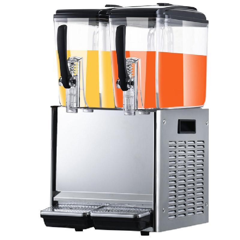 Prix usine de Beijamei 12 * 2L Distributeur de jus de fruits fraîche 110V 220V Distributeur automatique de la boisson froide