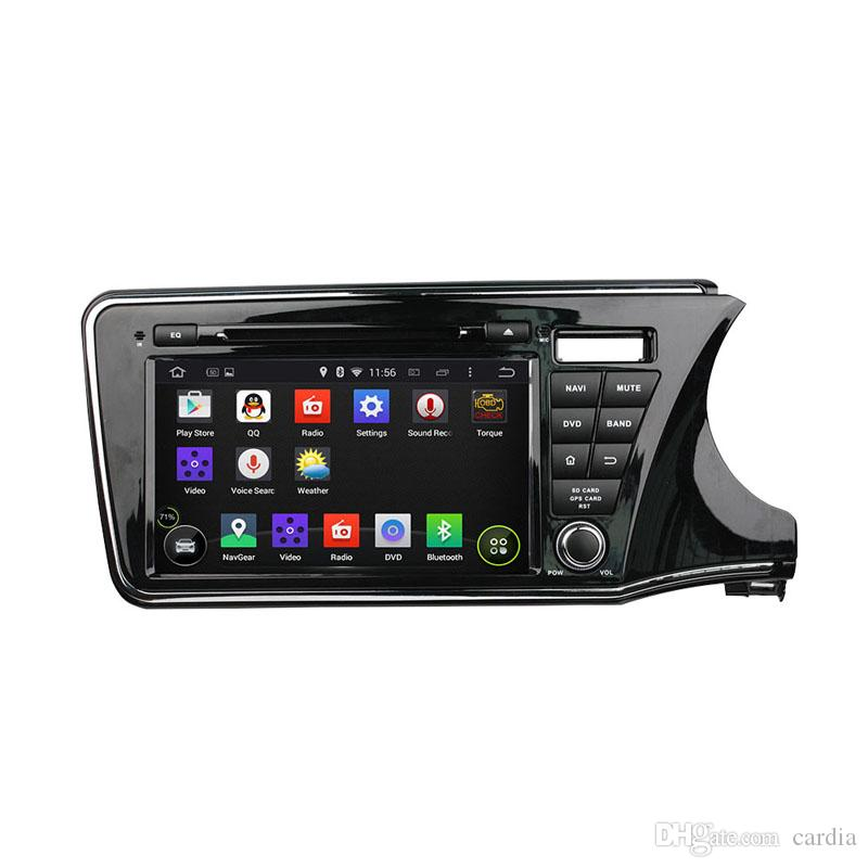Car DVD player for Honda CITY 2015 right driving 9inch Octa-core 2GB RAM Andriod 6.0 with GPS,Steering Wheel Control,Bluetooth,Radio