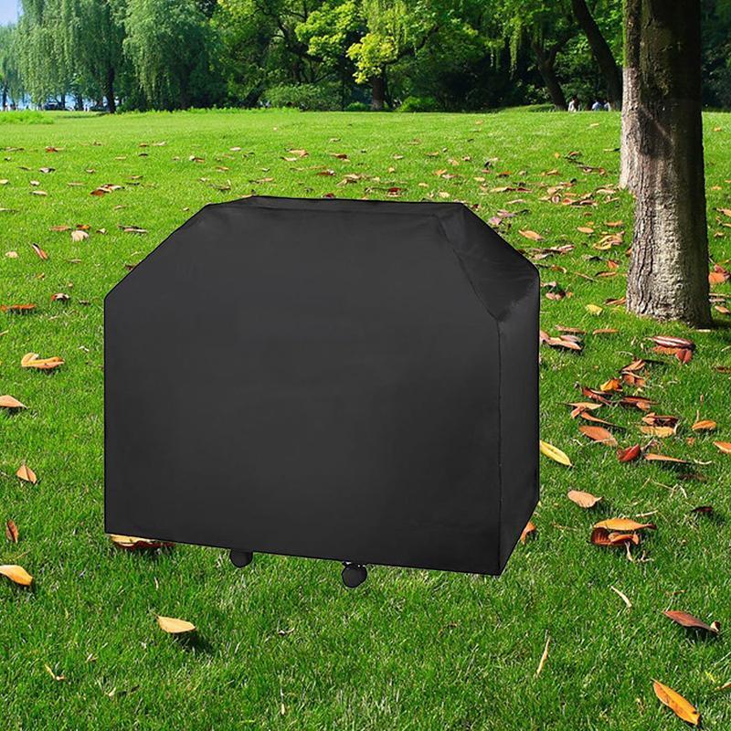 La funda para barbacoa de tela 210D Oxford A prueba de agua y protector solar para barbacoa y parrilla en accesorios para barbacoa accesorios para parrillas