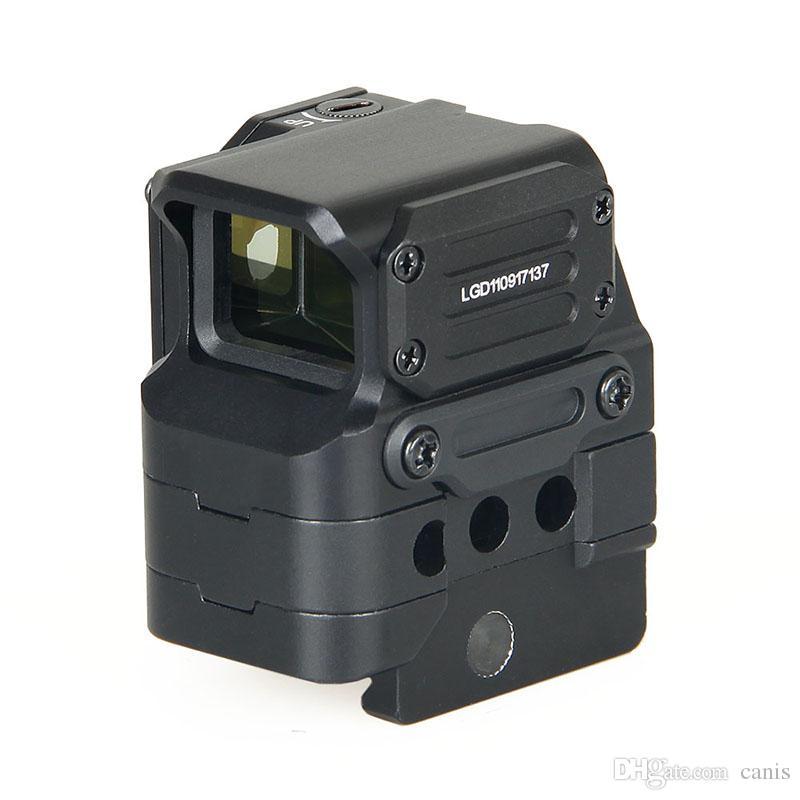PPT Nuovo arrivo FC1 Red Dot Scope Reflex Sight Sight Olografico per la caccia Shooting ViewFinder cl2-0116