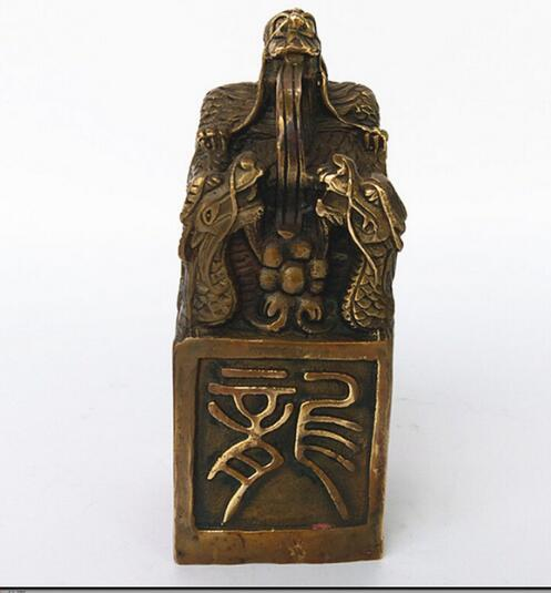 The store selling hot copper India metal crafts lucky enrichment defends home decoration feng shui ornament