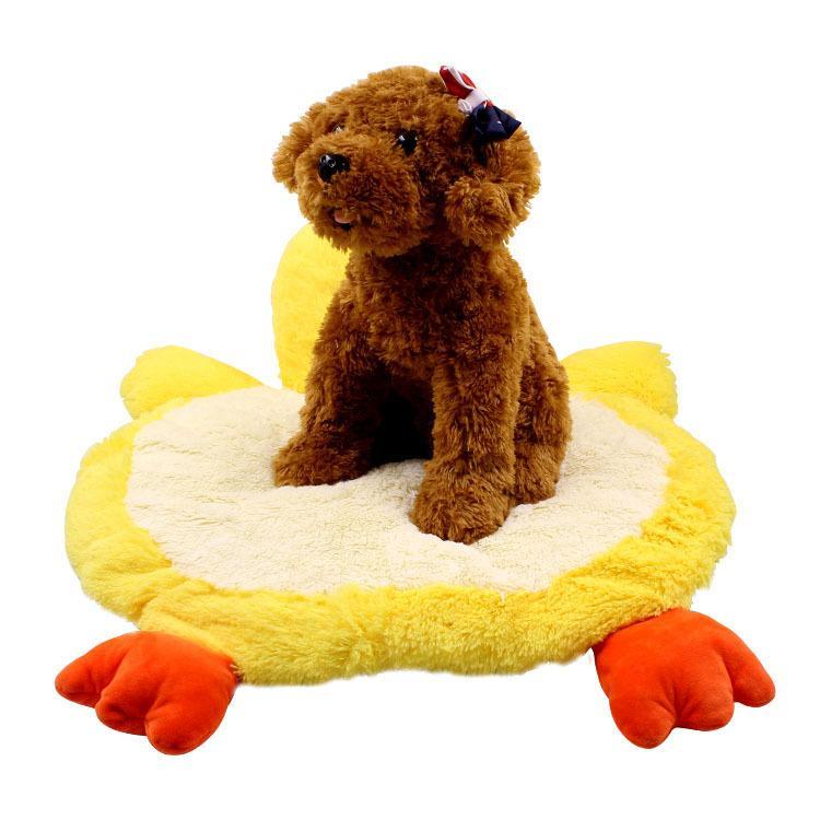 Plush frogs duck dog & cat pet mats Animals crawling bed mat flooring & baby crawling soft mats