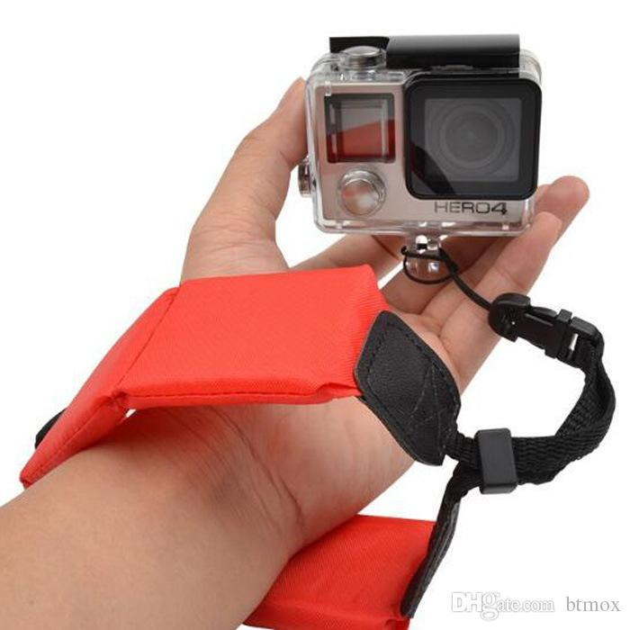 Gopro strap Waterproof Weight Camera Float Wrist Band Buoyancy Strap for GoPro Camera Hero 5 4 3 Xiaomi Xiami YI Marine phone