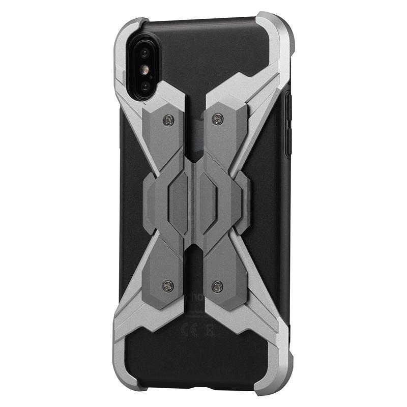 Custodia Iphone 8 Plus Colore Metallo Morbido Cover Iphone 8 Plus