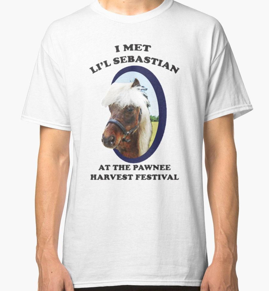 Nova Lil Sebastian Men T-shirt Tamanho S - 3xl Manga Curta O - Pescoço de Algodão T Camisas
