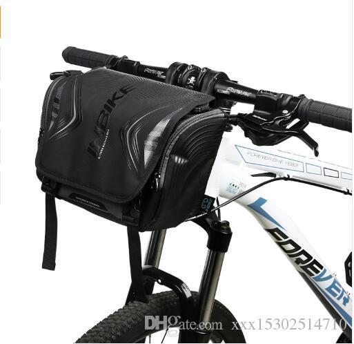 2020 Inbike Waterproof Large Capacity Bicycle Front Bag Bike Handlebar Basket Mtb Pannier Frame Tube Cycling Bag From Xxx15302514710 24 08 Dhgate Com