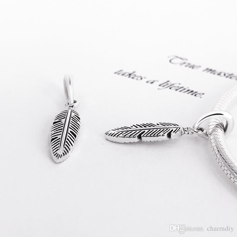 Charms DIY Nuova Collezione All'ingrosso Autentico 925 Sterling Silver Fascino spirituale Ciondolo Pandora Adatto per bracciale 397216