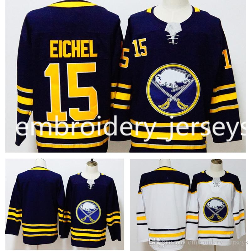 check out 62d38 56d8e 2018 New Buffalo Sabres Season Eichel Jersey 15 Jack Eichel Stitched Hockey  Jerseys Blank Version From Champion_jersey, &Price; | DHgate.Com