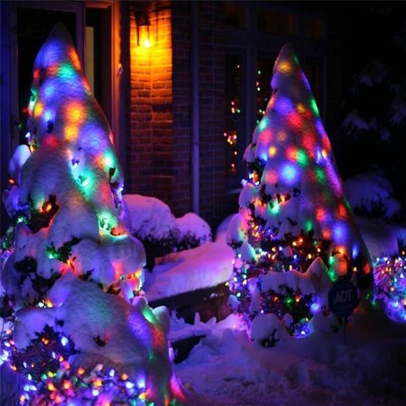 200 LED Solar Fairy String Lights (40)