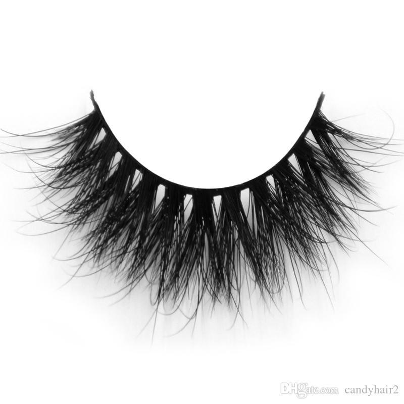 3D Nerz Schönheit falsche Wimpern Top Qualität 100% 3D Nerz Wimpern handgemachte Großhandel Produkt Private Label großen Augen Geheimnis GR267