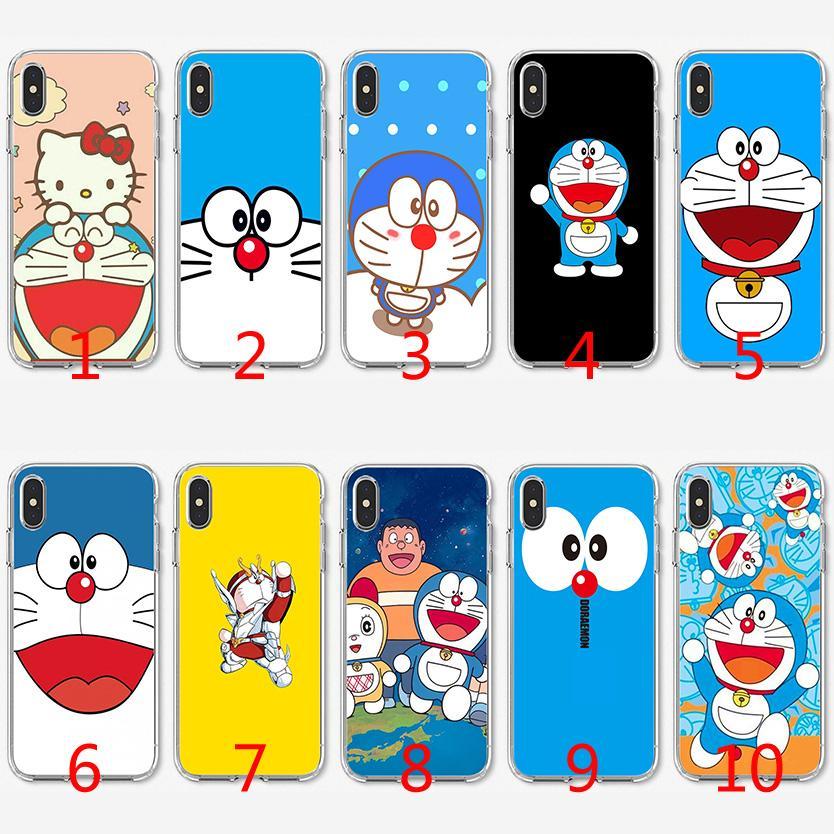 Doraemon For IPhone Xs 8 7 6 6s Plus
