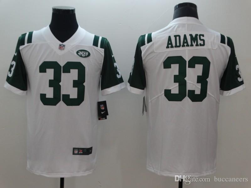America Namath Stitched Jamal Game Football From 33 Joe Darnold Customized 14 Sports Jerseys Shirts New Sam Elite 2018 Camo York Jets Jersey Adams Ny