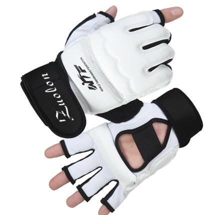 Glove Hand Protector WTF Approved Martial Arts Sports Hand Guard Boxing Gloves